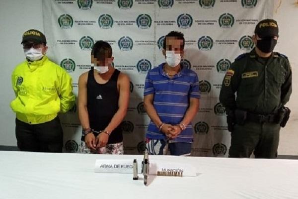 """Capturaron a """"mimimí"""" uno de los más buscados por la Policía Nacional en el Chocó"""