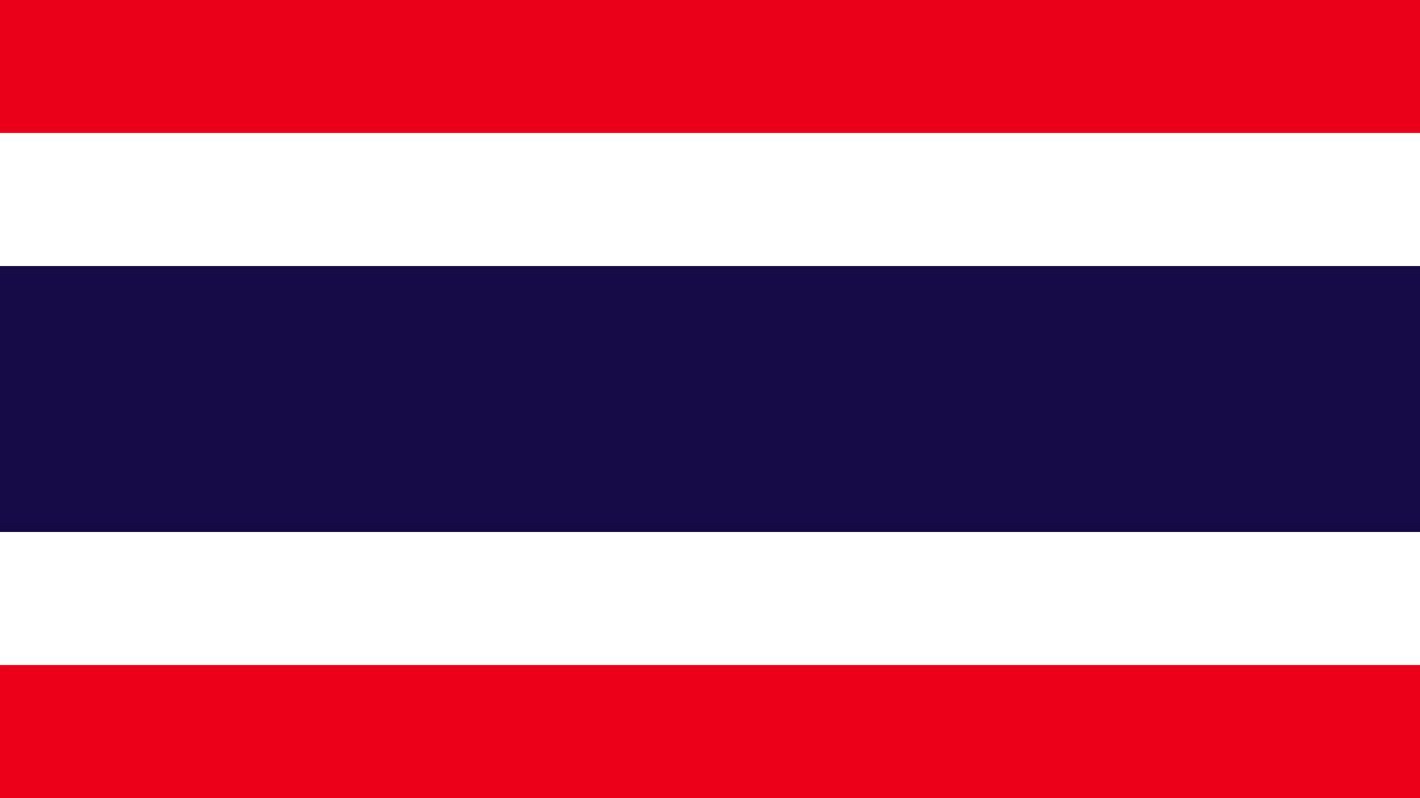 Protestas en Tailandia.
