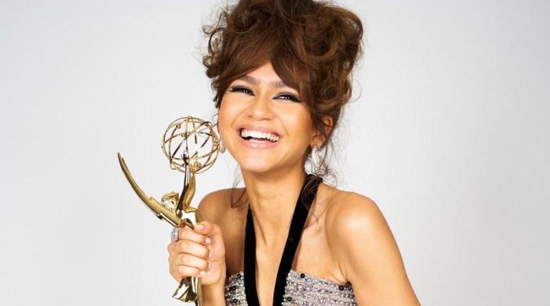 Zendaya hace historia al ser ganadora del premio Emmy