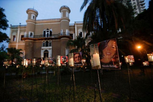 Palacio devastado acogerá concierto en honor a víctimas de Beirut