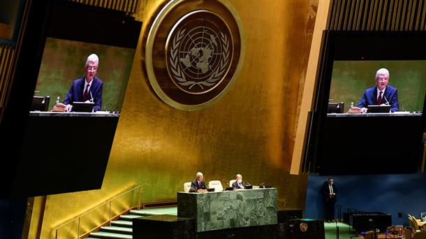 Los líderes reafirman su compromiso con la ONU en el 75 aniversario