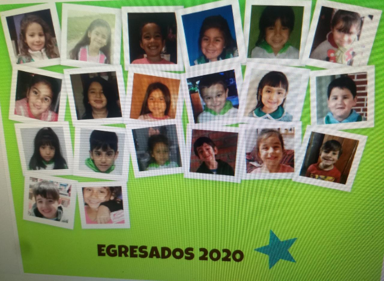 EGRESADOS 2020