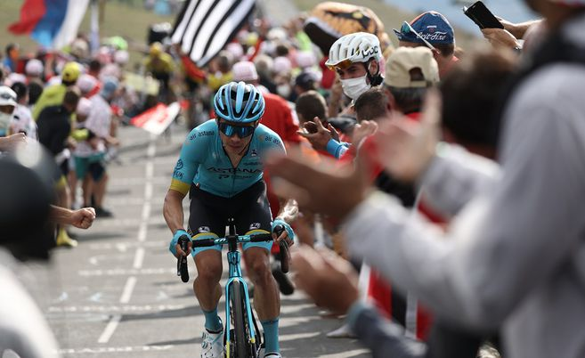 'Superman' Lopez, satisfecho con su rendimiento en la etapa 18 del Tour de Francia 2020