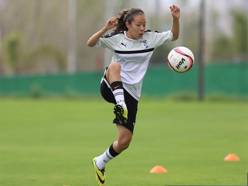 Futbol femenino y cuidado de la salud