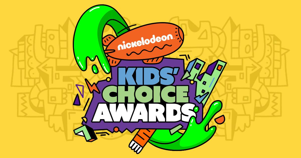 A elegir por los Kids' Choice Awards