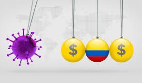 La crisis económica a causa de la pandemia en Colombia.