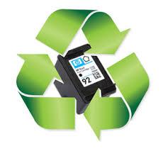 Hewlett Packard: Cartuchos con Plástico Reciclado