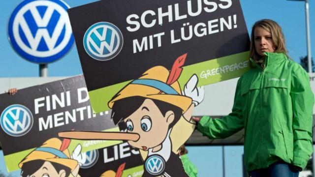 Responsabilidad Social Ambiental Engañosa: El caso Volkswagen