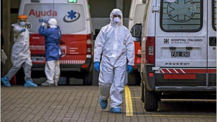Coronavirus en Argentina: el Gobierno notificó 223 nuevas muertes y ya son 21.018 las víctimas fatales