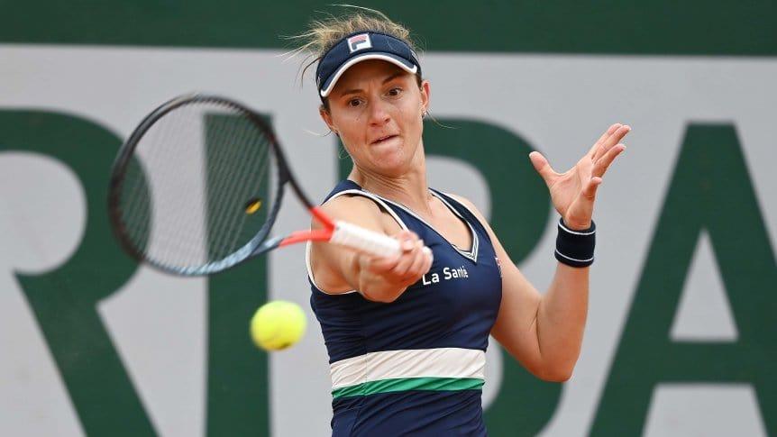 Nadia Podoroska, la hija de farmacéuticos que en una semana ganó más dinero que en toda su carrera y hace historia en Roland Garros