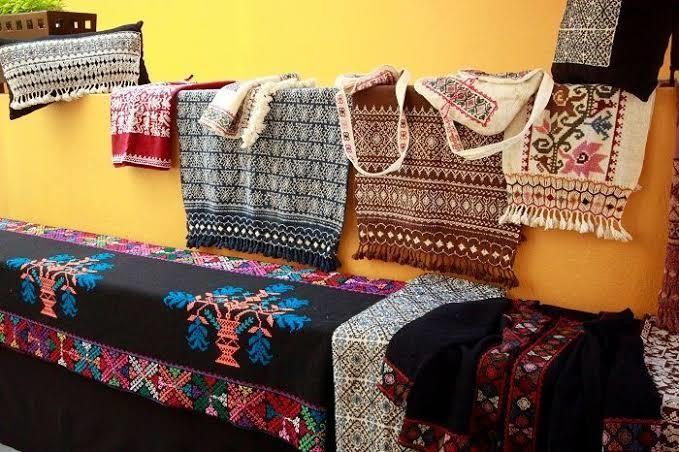 Artesanías de la Sierra Norte De Puebla.