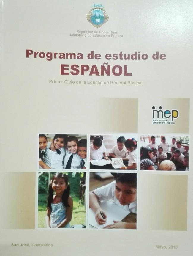 Nuevo Programa de Estudio de Español busca ir más allá de aprender a leer y escribir
