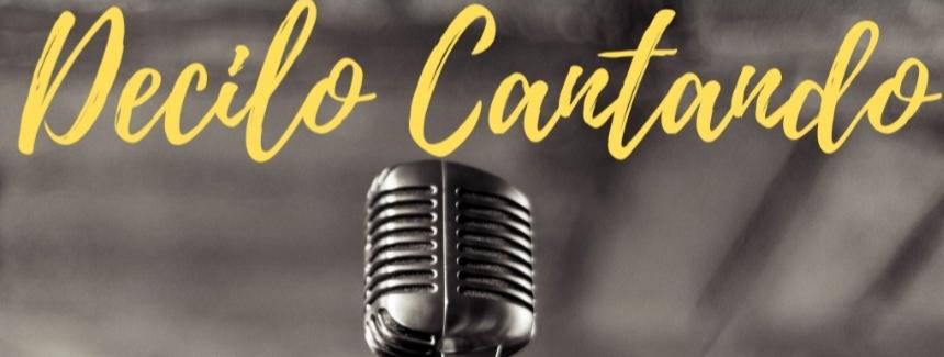 HOY 22HS ESTRENA DECILO CANTANDO