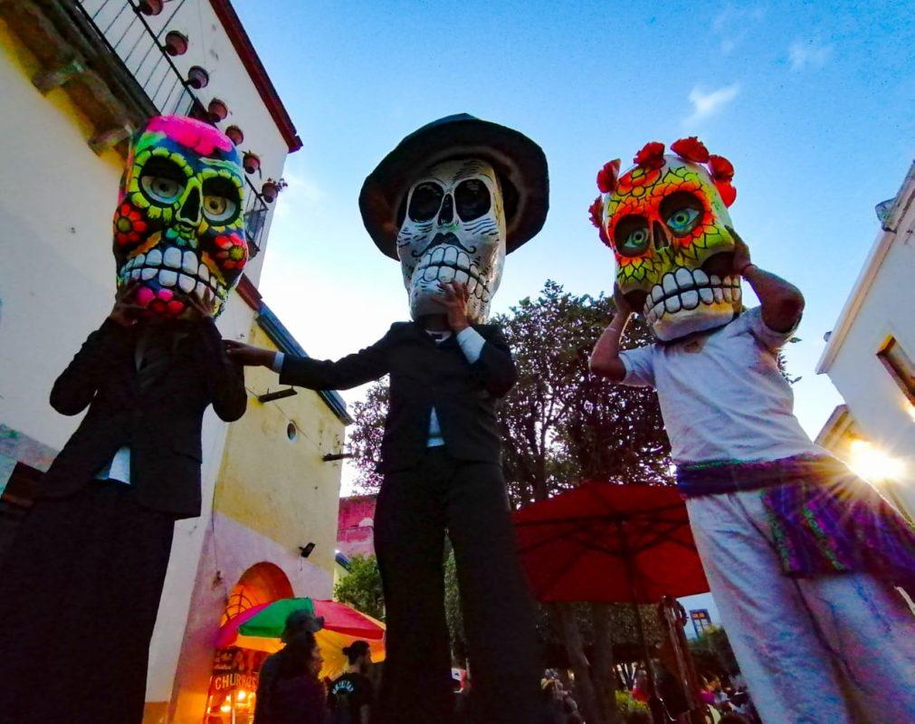 Sí habrá Festival de Día de Muertos en Guanajuato capital.