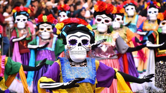 Así se vivió el desfile de Día de Muertos en la CDMX en el 2019