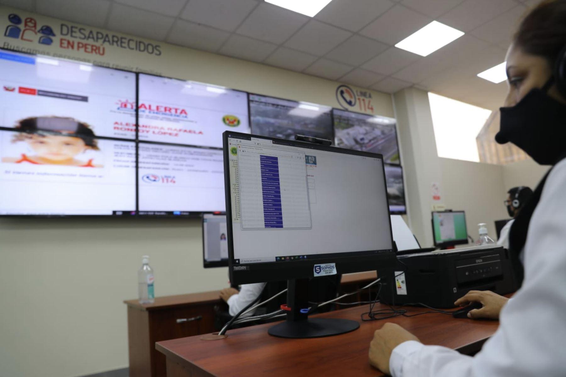 Presidente Vizcarra pone en marcha el sistema de búsqueda de personas desaparecidas