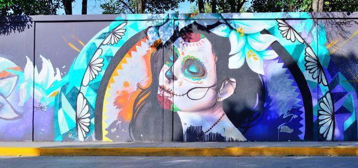 Graffiti y arte urbano en México