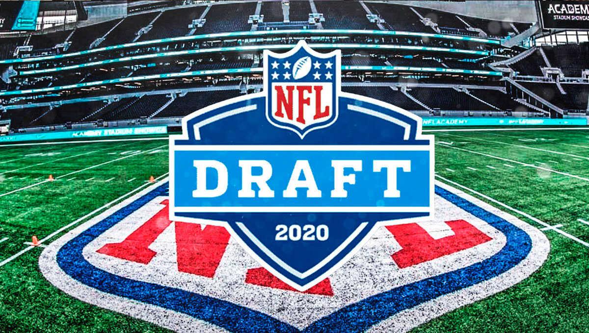Draft 2020 de la NFL, día que cambió historias de vida