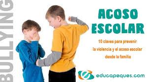 Prevenir la violencia en la escuela y en la ciudad