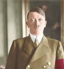 Adolf Hitler, crónica de una Guerra anunciáda.