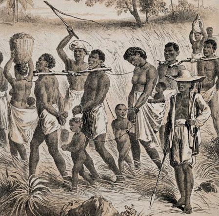 La Esclavitud en la Colonia