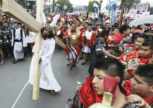 No se festeja la semana santa 2020 a causa del covid19