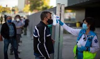 España se convierte en el primer país europeo en superar el millón de contagios por COVID-19