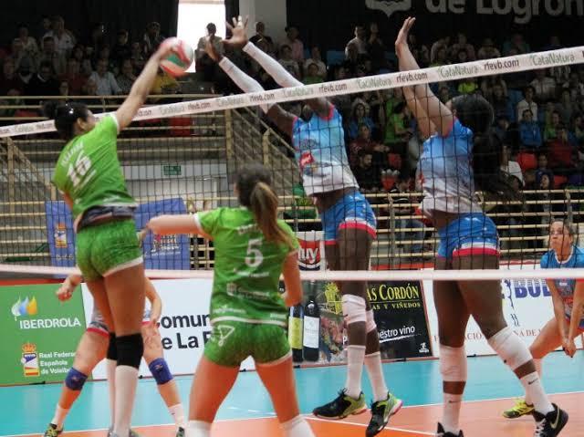 Crónicas Voleibol Femenino.