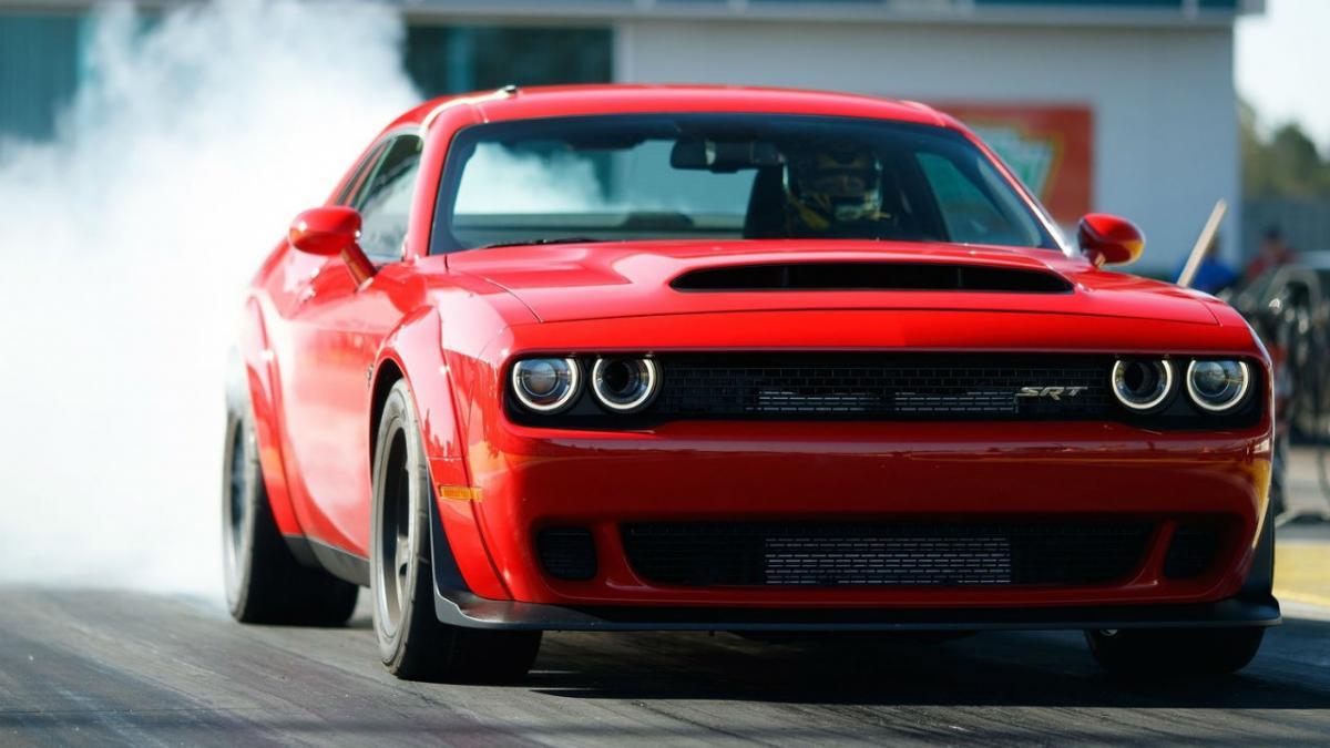 Articulo Sobre El Nuevo Dodge Challenger