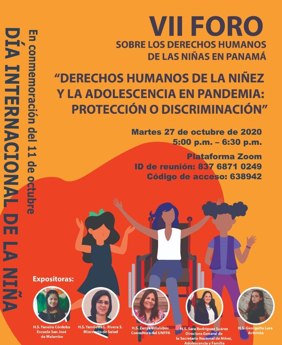 Malambo Participa del VII foro por los derechos humano de los niños