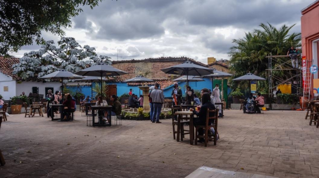 Bogotá Callejera