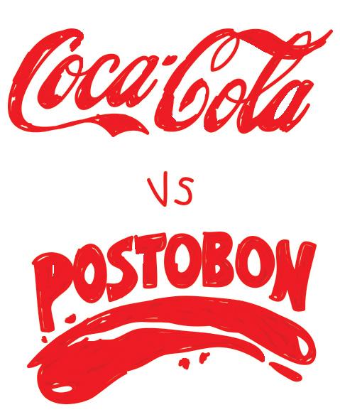 Coca Cola VS Postobon