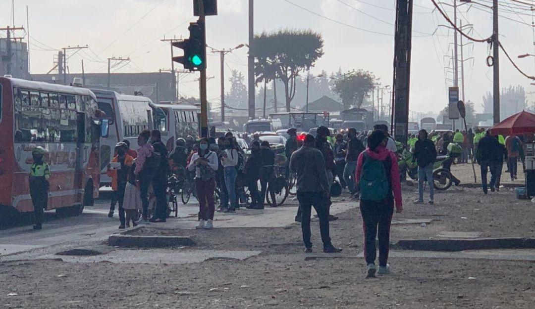 II Round por las ciclorrutas en vía en Bogotá: el turno de la calle 13