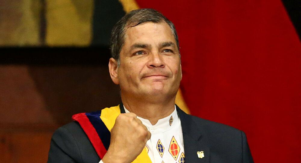 Binomio que promueve el expresidente Correa tiene luz verde para participar en elecciones en Ecuador