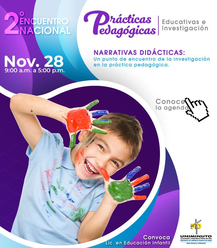 II Encuentro Nacional Prácticas Pedagógicas e Investigación
