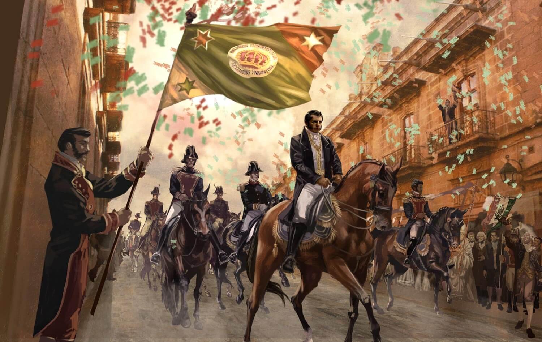 """""""Hacia la independencia"""""""