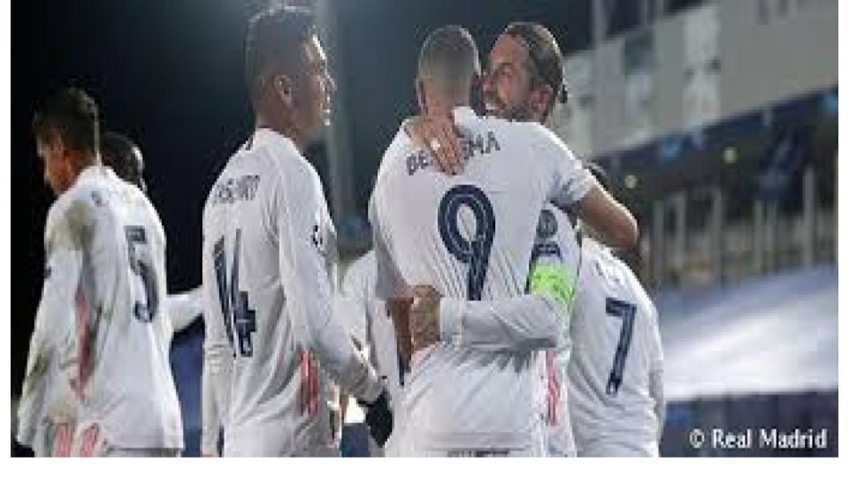 Real Madrid destroza al Barca 3-1 de visita