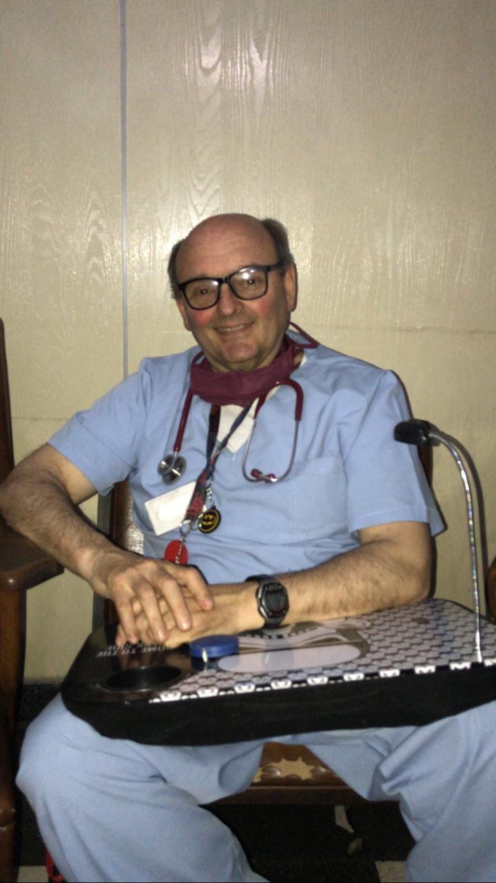 """Doctor Martín Enam Ruíz                          """"LA VACUNA PARA EL COVID-19 TIENE QUE SER GRATUITA PARA TODOS"""""""
