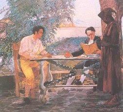 Bolívar toma las siguientes medidas a nivel internacional en materia educativa