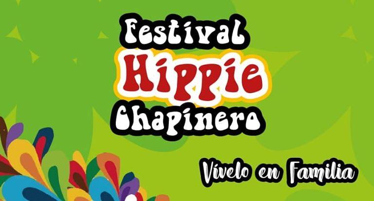 Festival Hippie en Chapinero