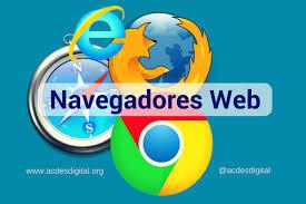 Los principales navegadores web de Internet