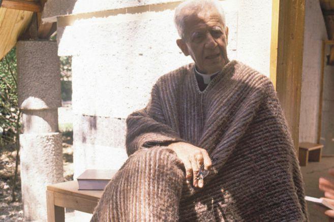 El padre García Herreros sigue vivo en su obra