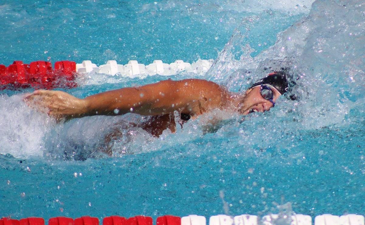 Nadadores mexicanos retoman actividad