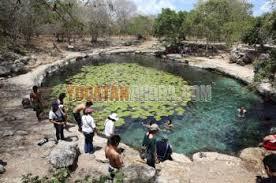 Descubren cenotes y una gruta en zona urbana de Mérida