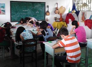 """Mas de 70 estudiantes atiende la escuela de Artes Plásticas """"Cristóbal Rojas"""" la cual promulga proyectos prometedores"""