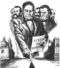 Se promulga la ley Juárez (RELIGIÓN)
