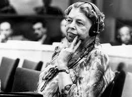 Podcast.  Eleonor Roosevelt .  Pionera en la defensa de lo derechos de las mujeres .