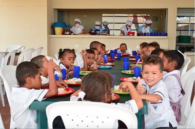 Conexiones para el Desarrollo: Un programa que inicialmente  beneficiará 7 municipios del Atlántico y Bolívar ODS17