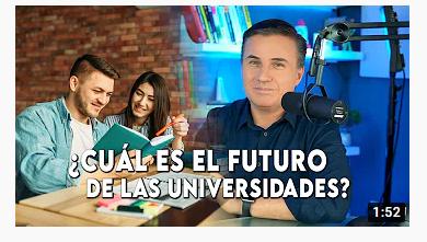 ¿Cuál es el futuro de las universidades?