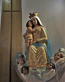 Nuestra Señora de Belén, parte historica de San Mateo.